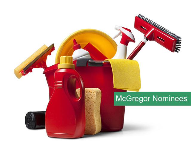McGregor Nominees Limited corporate cleaning equipment Lagos Nigeria