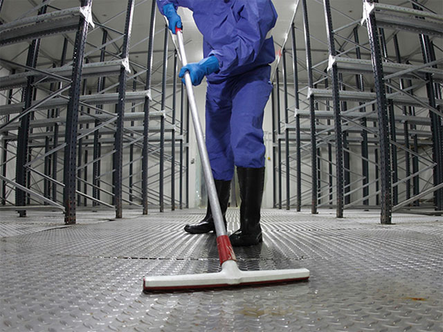 Warehouse cleaning services in Lagos Nigeria by McGregor Nominees Limited